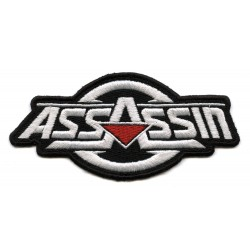 2 x Patch ASSASSIN Exclusif !
