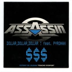 """CD promo """"$$$"""" ASSASSIN (2000)"""